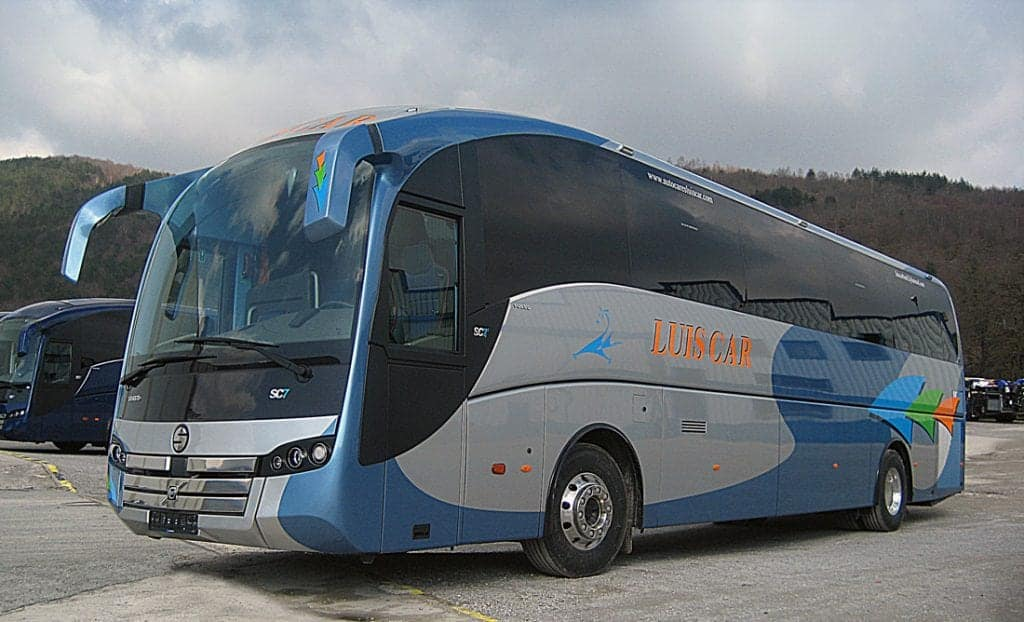 Autocares Luis Car amplía su flota con el SC7 de Sunsundegi