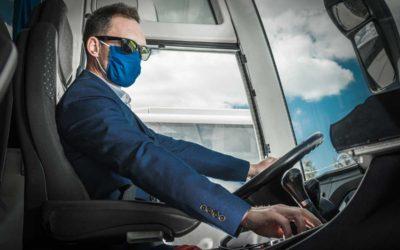 Los autobuses sin conductor son ya una realidad