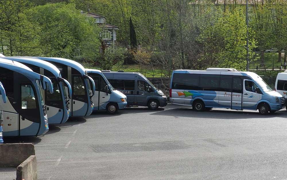 Transporte de viajeros nacional e internacional