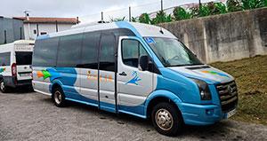 Microbuses y Furgonetas